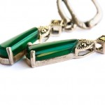 Stand Out In Any Crowd With Emerald Earrings